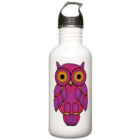 My$t Owl Stainless Water Bottle 1.0L