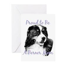 Berner 6 Greeting Cards (Pk of 10)