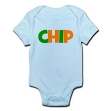 Chip (match with OLD BLOCK) Infant Bodysuit