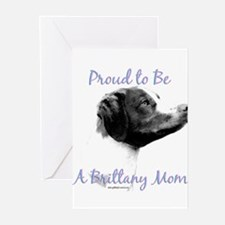 Brittany 1 Greeting Cards (Pk of 10)