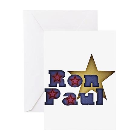 Ron Paul Greeting Card