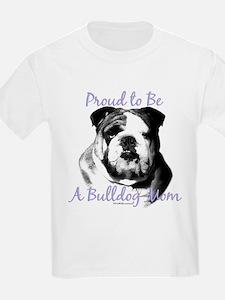 Bulldog 3 Kids T-Shirt