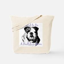 Bulldog 3 Tote Bag
