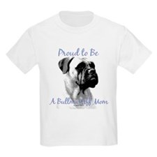 Bullmastiff 3 Kids T-Shirt