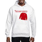 Red Shirt Society Hooded Sweatshirt