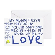My Mommy Greeting Card