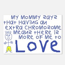 My Mommy Postcards (Package of 8)