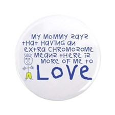 "My Mommy 3.5"" Button"