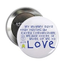 """My Mommy 2.25"""" Button"""