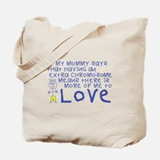 My Mommy Tote Bag