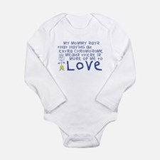 My Mommy Long Sleeve Infant Bodysuit