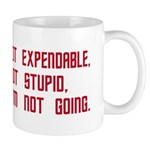 Red Shirt Society Mug