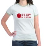 Red Shirt Society Jr. Ringer T-Shirt