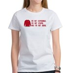 Red Shirt Society Women's T-Shirt