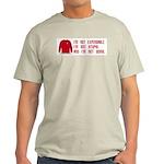 Red Shirt Society Light T-Shirt