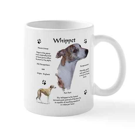 Whippet 1 Mug
