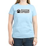 Howlin' Frequencies are Open Women's Light T-Shirt