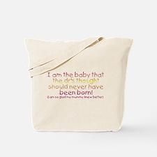 Life Girl (Mummy) Tote Bag