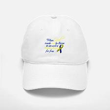 Free Chromosome Baseball Baseball Cap