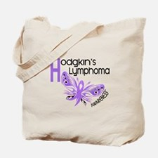 Butterfly 3.1 Hodgkin's Lymphoma Tote Bag