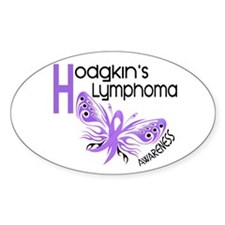 Butterfly 3.1 Hodgkin's Lymphoma Decal