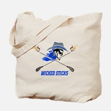 Wicked Sticks Tote Bag