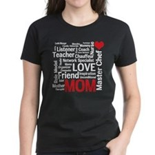 Mom is Love - Birthday or Mother's Day Tee