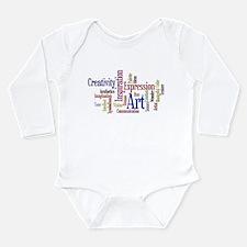 Artist Creative Inspiration Long Sleeve Infant Bod