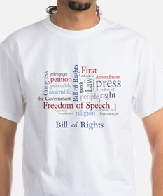 Freedom of Speech First Amendment Shirt