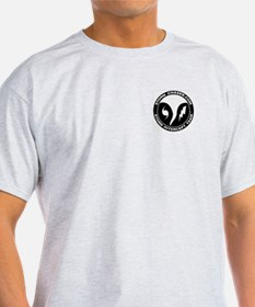 Official Storm Chasing Team Ash Grey T-Shirt 1