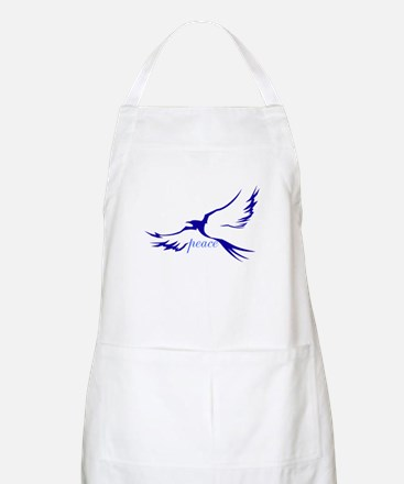Dove of Peace Apron