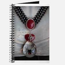 Redback, Black Widow Pearls. Journal