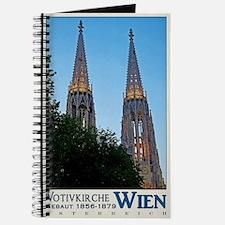 Vienna Votivkirche Journal