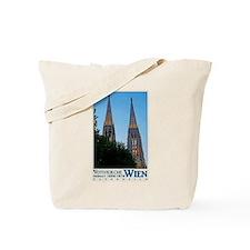 Vienna Votivkirche Tote Bag