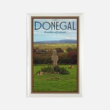 County Donegal Rectangle Magnet