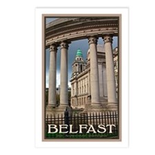 Belfast City Hall Postcards (Package of 8)