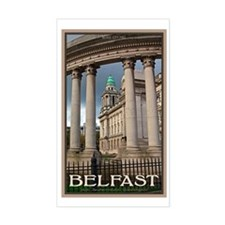 Belfast City Hall Decal