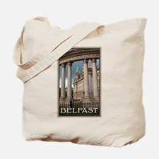 Belfast City Hall Tote Bag