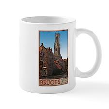 The Bruges Belfry Mug
