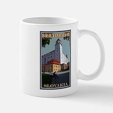 Bratislava Castle Mug