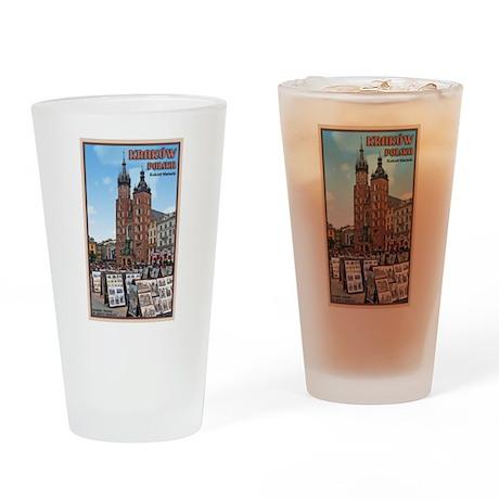 St. Mary's Basilica Pint Glass
