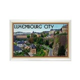 Luxembourg Magnets