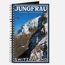 Helo over the Jungfraujoch Journal