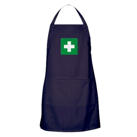 First Aid Apron (dark)