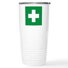 First Aid Travel Mug