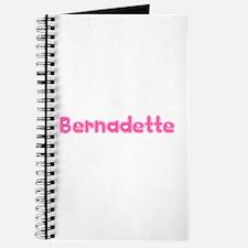 """""""Bernadette"""" Journal"""