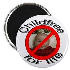 Childfree Magnet