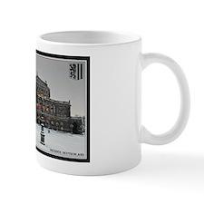 Winter at the Semperoper Mug