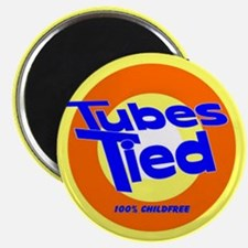 Tubes Tied Magnet