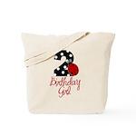 Birthday Girl - LADYBUG 2 Tote Bag